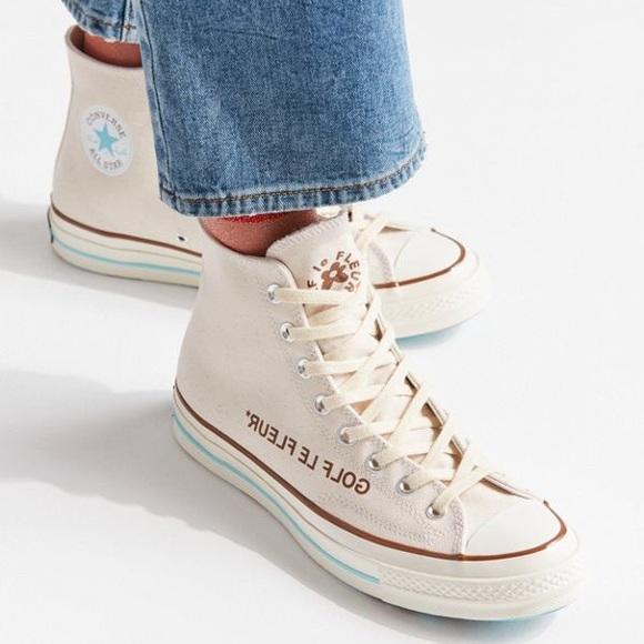 Converse Shoes Golf Le Fleur 70 Hi Top Sneaker Poshmark